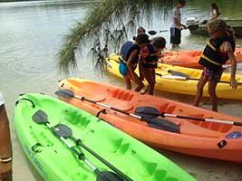 kayak-skills